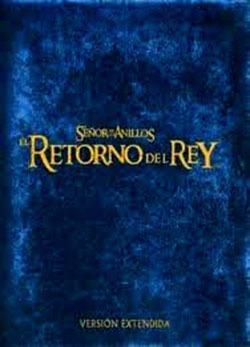 Imagen 1 de 3 de El Señor De Los Anillos El Retorno Del Rey Extendida Dvd
