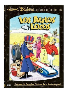 Los Autos Locos - Serie Animada Completa - Dvd