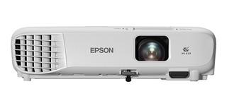 Proyector Epson Powerlite W05 3300 Wifi Blanco