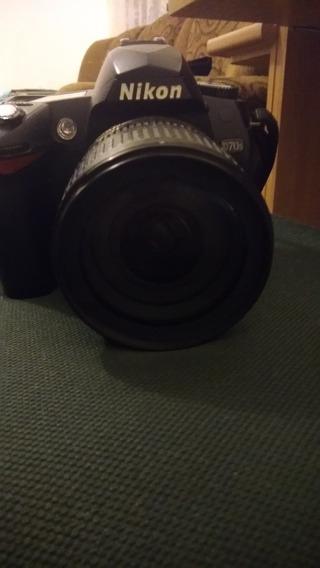 Câmera Nikon D70s