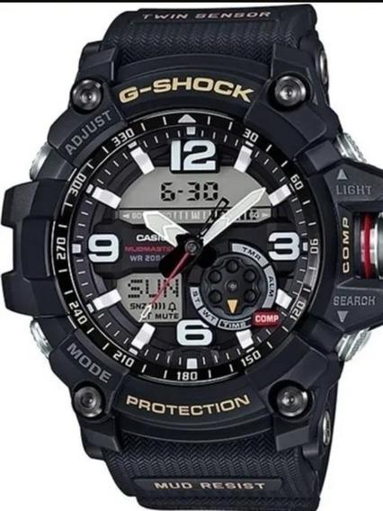 Relógio G-shock Mudmaster Gg-1000 C/ Caixa