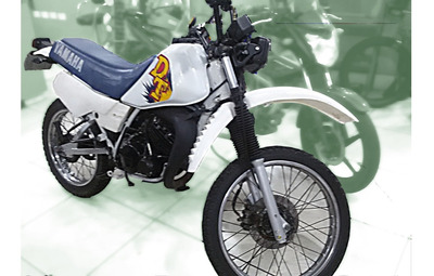 Yamaha Dt-180 / 1989