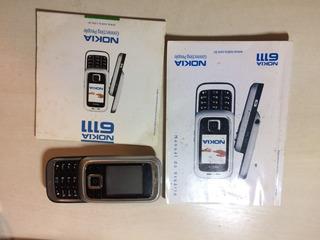 Celular Nokia 6111 - Não Funciona