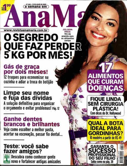 Ana Maria 665 * 10/07/09 * Juliana Paes