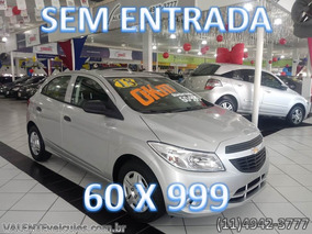 Gm - Chevrolet Onix 1.0 Joy 60x999 Sem Entrada