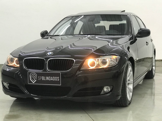 Bmw 325 2012 Blindada Niiia