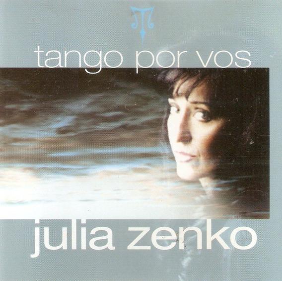 Cd Julia Zenko - Tango Por Vos - Novo, Importado***