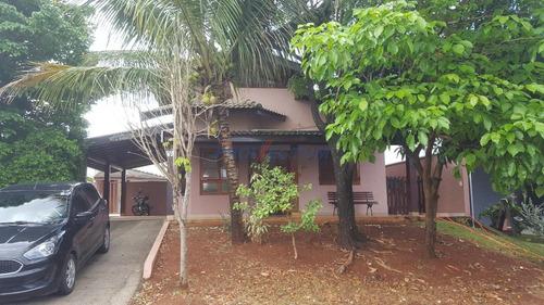 Casa À Venda Em Bosque De Barão Geraldo - Ca283322