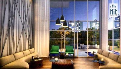 Studio Com 1 Dormitório À Venda, 34 M² Por R$ 392.000 - Ipiranga - São Paulo/sp - St0008