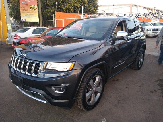 Jeep Grand Cherokee 5.7 Limited Lujo 4x2 Mt 2014