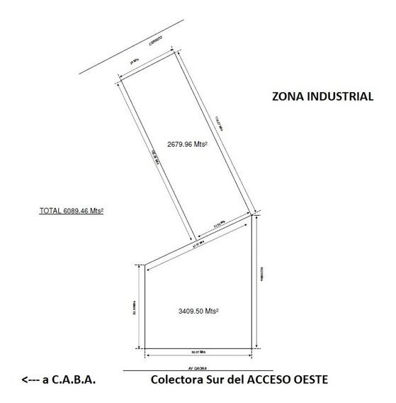 Importante Fracción En Alquiler. Zona Industrial, Ituzaingó