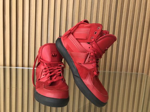 Sneaker adidas Vermelho