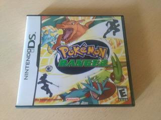 Pokemon Ranger Completo (solo Para Nintendo Ds)