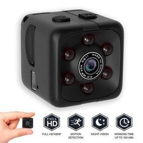 Mini Camera Espiã Sq 11 Visão Noturna 1080p, Envio Ja!