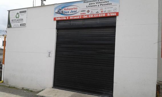Rento Local En La Calle 8 # 9-60 Dosquebradas