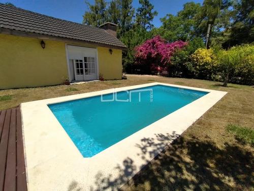 Hermosa Casa Con Piscina Para Alquiler - Ref: 295