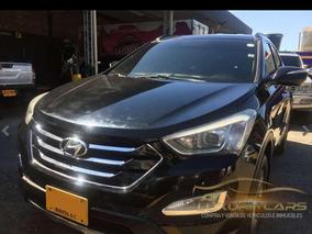 Hyundai Santa Fe 4x2 Aut Gasolina