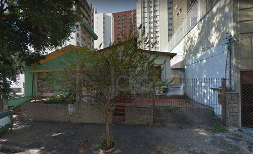 Imagem 1 de 1 de Terreno No Cambuí Em Campinas - Te0569