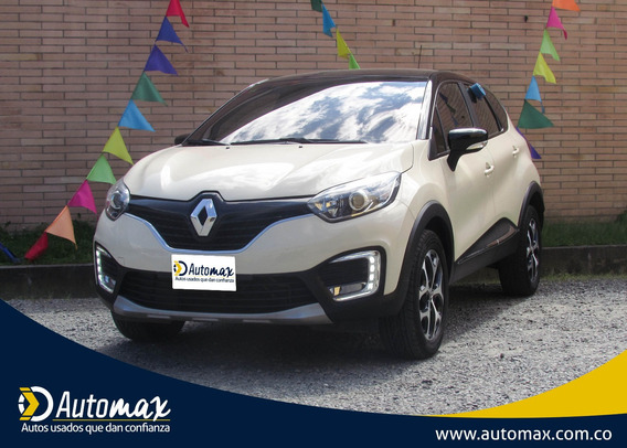 Renault Captur Intens 4x2, At 2.0