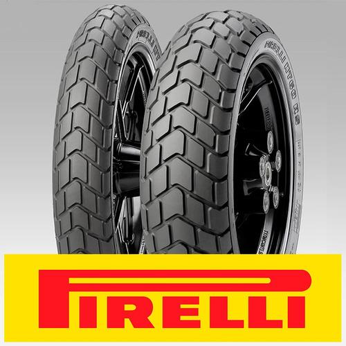Cubierta Pirelli 180 55 17 Mt 60 Rs 73h Tl Tubeless Fasmotos