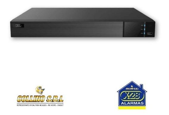 Dvr Xvr X1016 X-28 Alarmas 16 Canales 1080p P2p 5 En 1