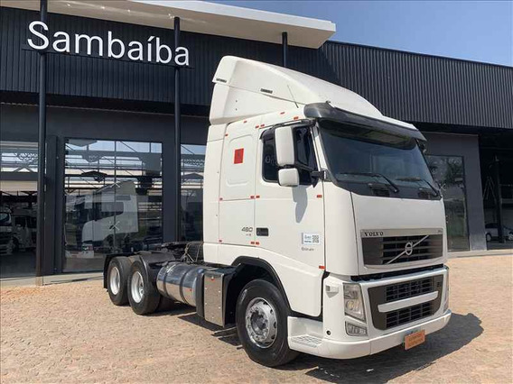 Volvo Fh 460 Ishift - 6x2=scania R440=axor 2544=actros 2546
