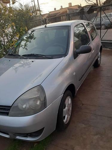 Imagen 1 de 6 de Renault Clio 2006 1.2 Athentique Aa