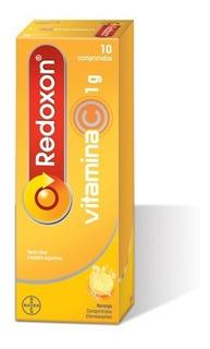 Redoxon Eferv Naran 1 G 10 C
