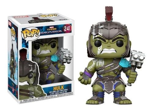 Funko Pop Thor Ragnarok Marvel. Hulk 241. Nuevo. Original