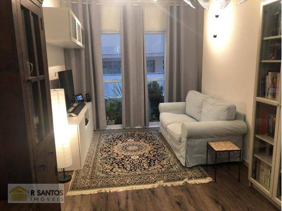 Apartamento À Venda, 70 M² Por R$ 435.000,00 - Nova Petrópolis - São Bernardo Do Campo/sp - Ap1379