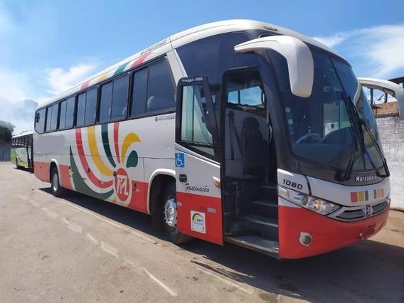 Ônibus Marcopolo G71050 Mercedes 0500 R Fretamentos Ú Dono
