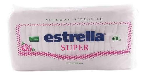 Estrella Algodon Super X 400gr X 6 Unidades
