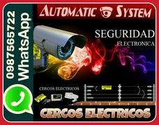 Cercos Electricos;cercas De Proteccion; Sistemas De Segurida