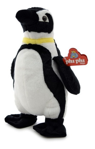 Peluche Animal Pingüino Real 30 Cm.