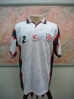 Camisa Futebol Portuguesa Santos Sp Conti Jogo 1528