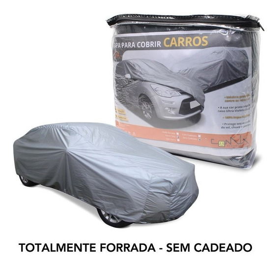 Capa P/ Cobrir Carro Corsa Wind Hatch Forro Total | Caft1