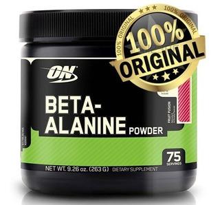 Beta Alanina On - 75 Doses - Importada - Original!