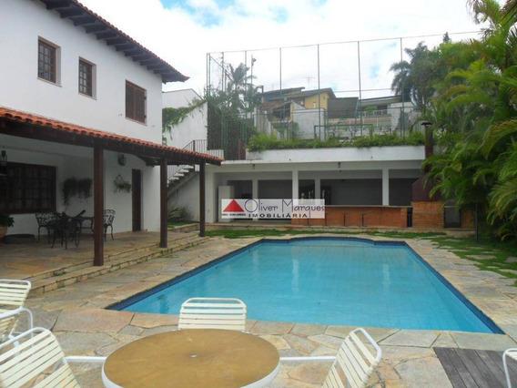 Sobrado Para Alugar, 641 M² Por R$ 9.000,00/mês - Parque Dos Príncipes - São Paulo/sp - So1734