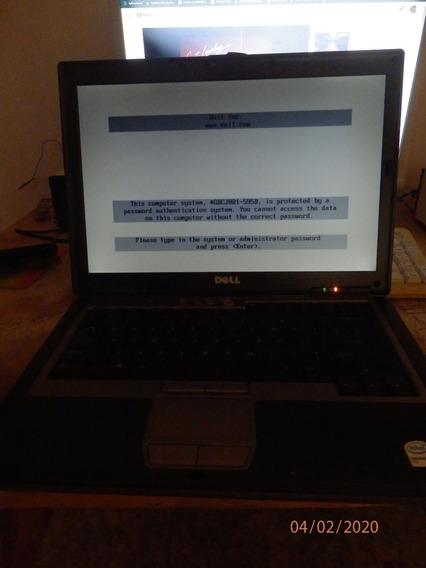 Laptop Dell D620