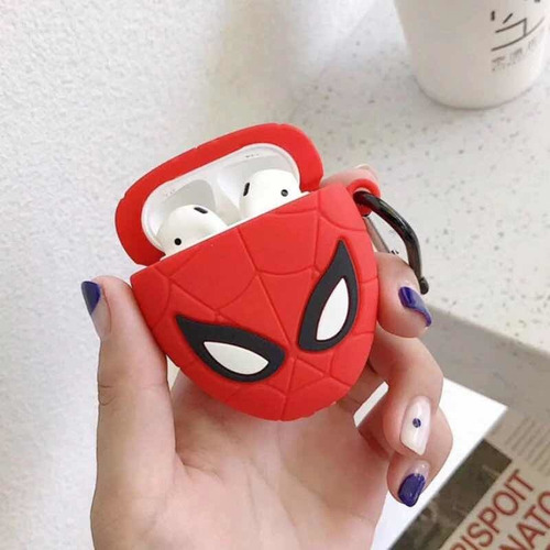 Projector AirPods Funda Spider Man Avengers