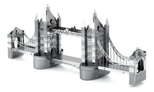 Rompecabezas 3d Puente De Londres Fascinations