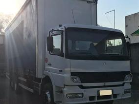 Mercedes-benz Atego1518 Truck Bau Sider