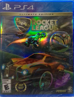 Rocket League Ultimet Edition Ps4