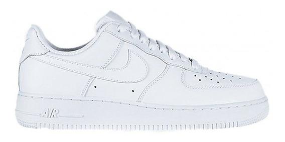 Nike Air Force One Blancas ¿50% De Descuento?