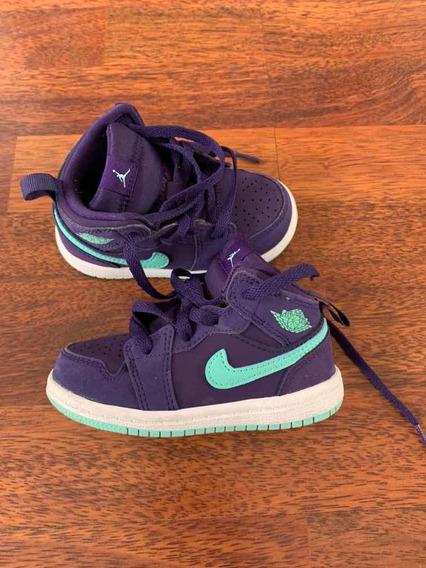 Zapatilla Nike Jordan Niña/niño Únicas!!!