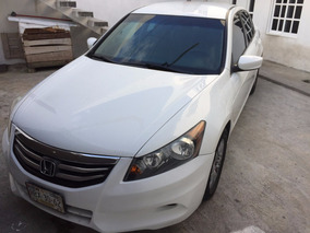Honda Accord 2.4 Lx Sedan L4 Tela Mt