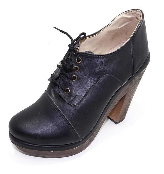 Zapato Acordonado Pecari - Calzados Union- Art 840