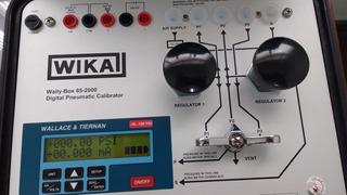 Digital Pneumatic Calibrator - Wika Wally-box 65-2000