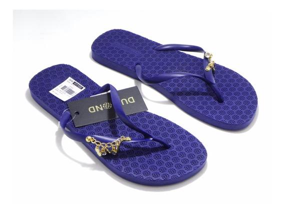 Chinelo Dumond Original Azul Tamanho 39/40 - Cod. : 4111555