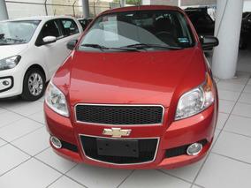 Chevrolet Aveo 1.6 Ltz Mt Sedán, 4 Cilindro